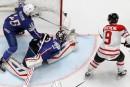 CMH: le Canada blanchit la France 4-0