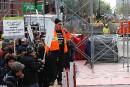 La moitié des chantiers de Montréal paralysés par la grève des ingénieurs