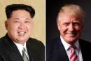 Donald Trump pour un dialogue avec Kim Jong-un