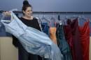 Des robes pour les finissantes... de Fort McMurray