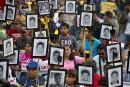 Mexique: des restes humains près du lieu de disparition des 43 étudiants