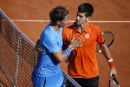 Roland-Garros: possible demi-finale Djokovic-Nadal