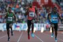 Usain Bolt s'impose en 9,98 à Ostrava