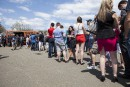 Deuxième succès de foule à L'Ancienne-Lorette pour les camions-restaurants