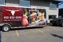 Un futur camion de cuisine de rue «très voyant» volé à Montréal