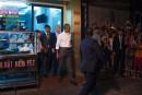 Premierbun cha pour Obama dans le centre de Hanoï