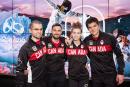 Les escrimeurs canadiens vivront tous leur baptême olympique