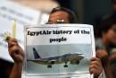 EgyptAir: les restes humains portent des traces de brûlures