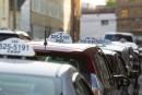 Taxis à l'amphithéâtre: des engagements noir sur blanc