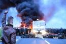 Conflit social: la France puise dans ses réserves pétrolières