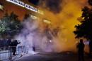 Violente manifestation anti-Trump au Nouveau-Mexique