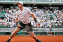 Une autre victoire en cinq sets pour Andy Murray