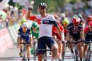 Tour d'Italie: Roger Kluge enlève la 17e étape