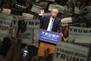 En Californie, Trump dénonce les immigrés clandestins