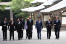 Au G7 Obama prépare sa visite historique à Hiroshima