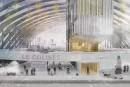 Un étudiant en architecture propose un striptease pour le Colisée