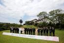Le G7 clôture sur l'urgence de doper la croissance mondiale
