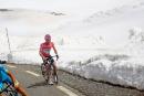 Tour d'Italie: Steven Kruijswijk chute et perd le maillot rose