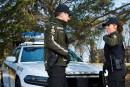 Sûreté du Québec:le noir se greffe aux uniformes des policiers