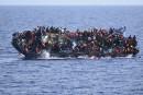 Près de 700 migrants morts en une semaine en Méditerranée