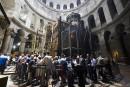 Début du projet de restauration du tombeau du Christ à Jérusalem