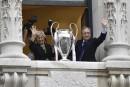 Le Real Madrid dédie sa victoire à ses partisans tués en Irak