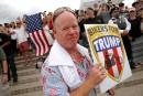 Trump en terrain conquis devant les motards anciens combattants