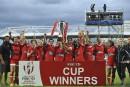 Le Canada termine sa série de tournois de rugby sur une bonne note