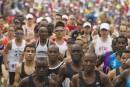 Le 42<sup>e</sup> marathon d'Ottawa en images