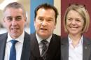 PQ: trois députés veulent donner une chance à un «Canada renouvelé»