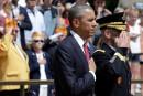 Plaidoyer d'Obama pour mieux soutenir les familles de militaires