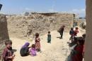 Près de 1,2 million d'Afghans déplacés par la guerre