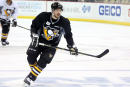 Sidney Crosby participe à l'entraînement optionnel