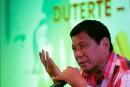 Philippines:tuer desjournalistes corrompusest légitime, dit le nouveau président