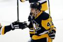 Conor Sheary vit son rêve de jouer avec Sidney Crosby