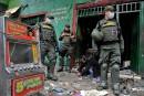 Des touristes séquestrés en plein centre de Bogota