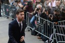 Fraude fiscale: Lionel Messi plaide l'ignorance devant les juges