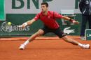 Novak Djokovic accède aux demi-finales