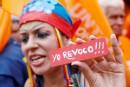 Venezuela : journée cruciale pour le référendum anti-Maduro