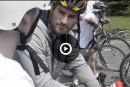 <em>Une route sans fin:</em>47 km de vélo avec Jérémy Grégoire