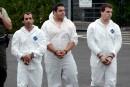 Vague d'introductions par effraction: quatre suspects arrêtés