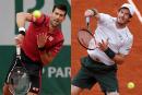 Djokovic-Murray, une première en finale à Roland-Garros