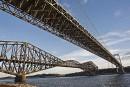 Le pont de Québec fermé jusqu'à dimanche après-midi