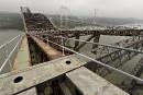 Pont de Québec: le maire Lehouillier perd patience