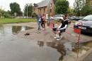Les inondations se font moins menaçantes en Normandie