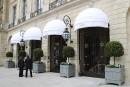 Le prestigieux Ritz de Paris a rouvert lundi