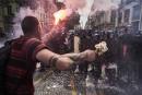 Grèves, poubelles, crues: crainte d'un impact sur l'image de la France