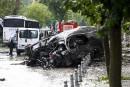 Turquie: 11 morts et 36 blessés dans un attentat à Istanbul