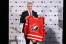 Dominique Ducharme à la barre d'Équipe Canada Junior