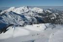 Moins de touristes étrangers en Suisse cet hiver